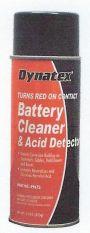 Nettoyeur terminal de batterie détecteur d'acide